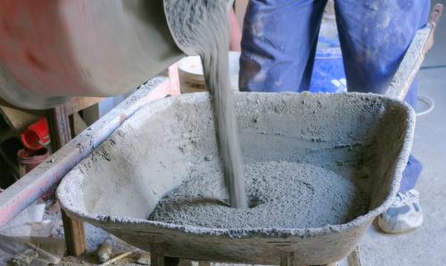 Расчет бетона для заливки