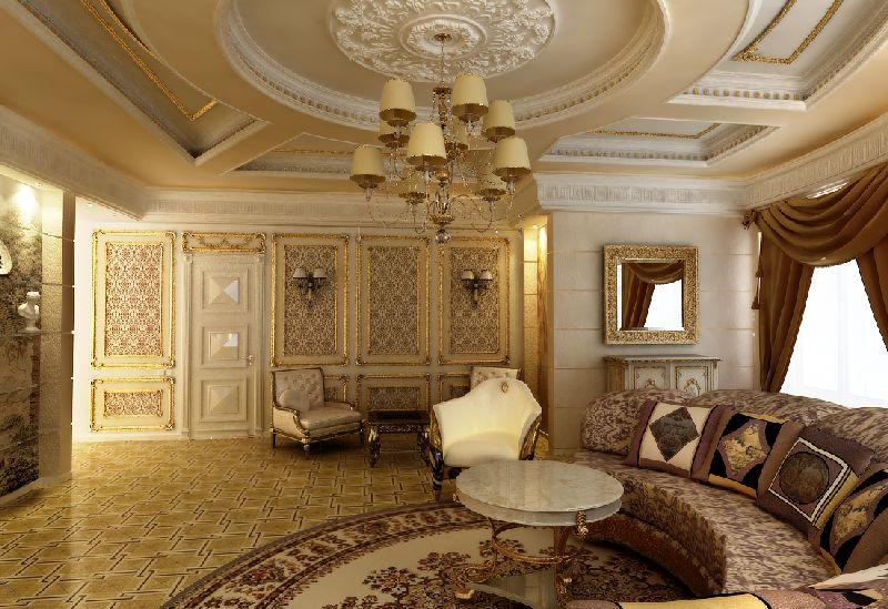 Роскошный и богатый дизайн