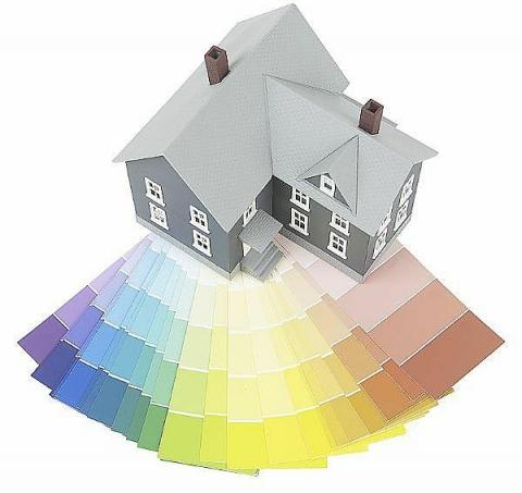 Краска фасадная для деревянного дома