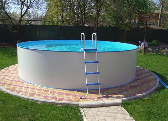 Как подготовить каркасный бассейн к зиме?