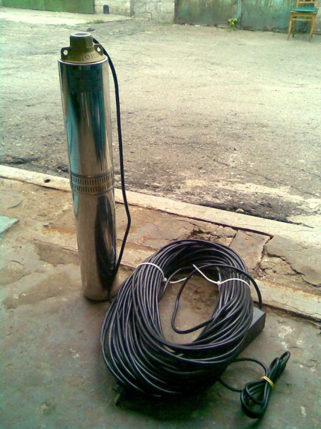 Погружной агрегат для скважины