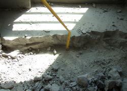 Толщина бетонной стяжки
