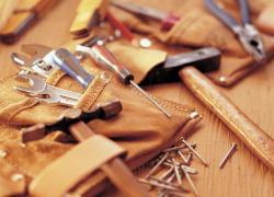 Все необходимое для мелкого ремонта дома и на даче