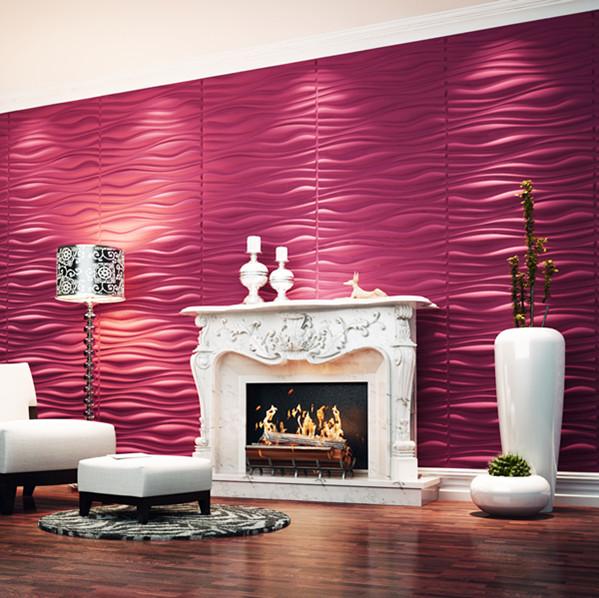3D для стен вашего дома