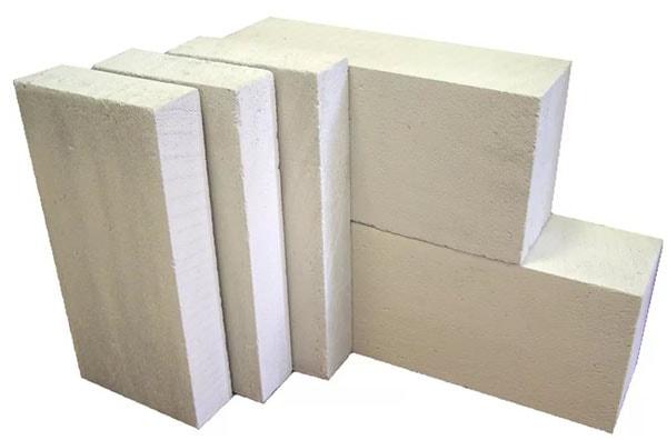 Блоки из автоклавного газобетона