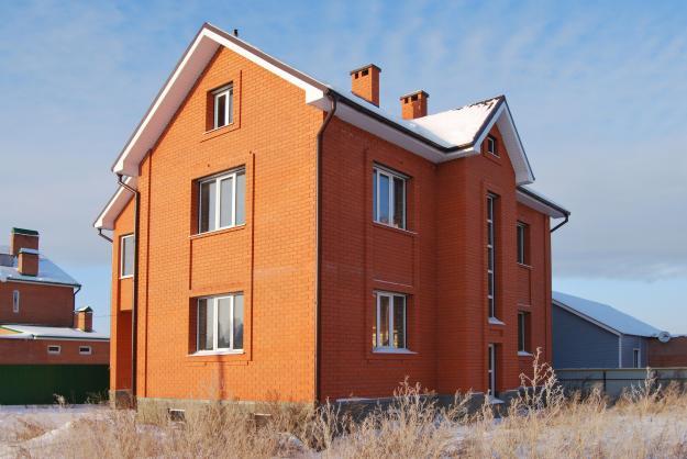 Возведенный дом