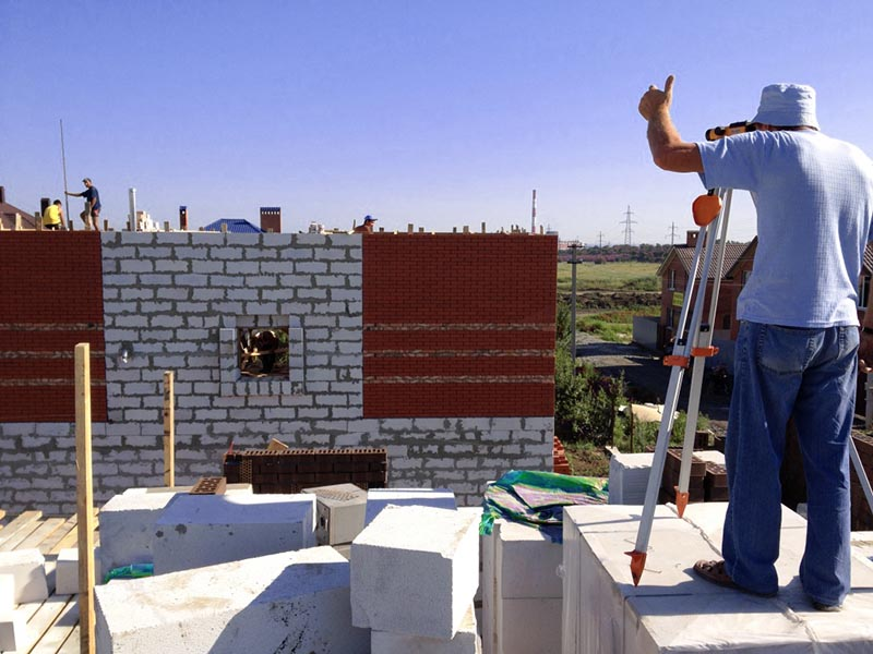 Замеры и исследования в строительстве