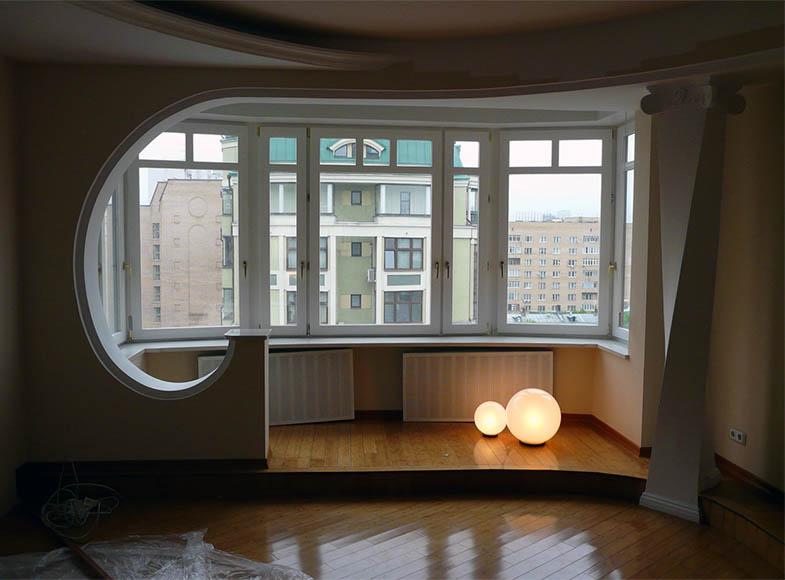 Дополнительное пространство в квартире