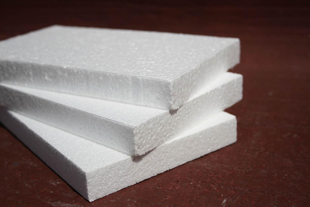 Пенопластовые плиты для утепления стен