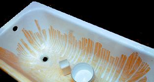 Наливание краски на борта