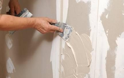 Выравнивание стен своими руками